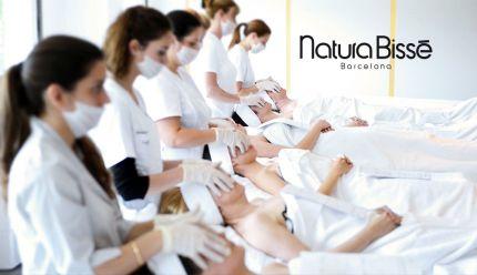 Natura Bisse предлага козметични програми за страдащите от рак